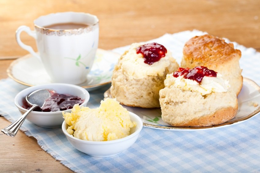 National Cream Tea Day Health Amp Careline News From
